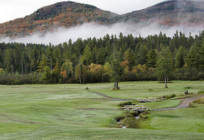 Saranac Golf Club - Upstate New York Poster