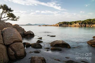 Poster featuring the photograph Sardinian Coast by Yuri Santin