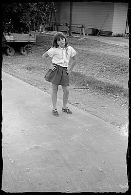 Sassy Girl, 1971 Poster