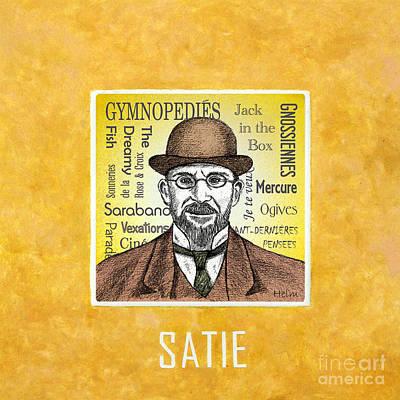 Satie Poster