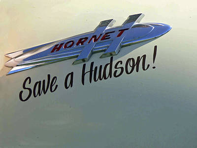 Save A Hudson Poster