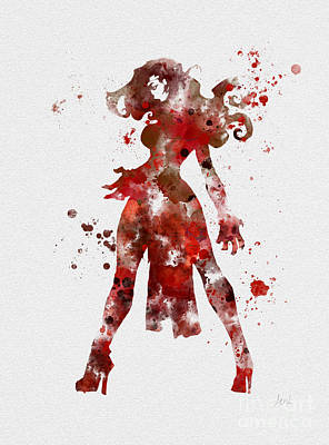 Scarlet Witch Poster