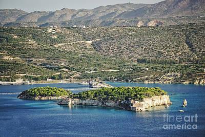 Scenic Crete Poster
