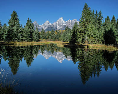 Schwabacher Landing Poster by Mary Hone