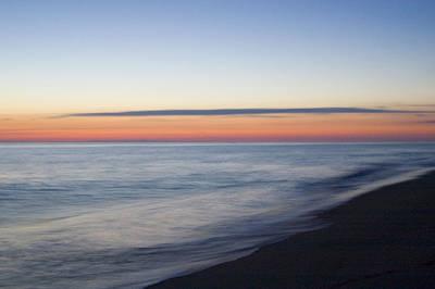 Sciasconset Morning Nantucket Poster by Henry Krauzyk