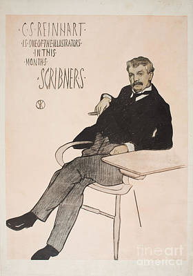 Scribner's  Poster by MotionAge Designs