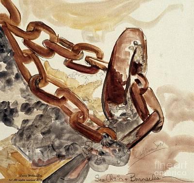 Sea Chain Poster
