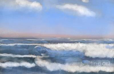 Sea Isle Waves Poster