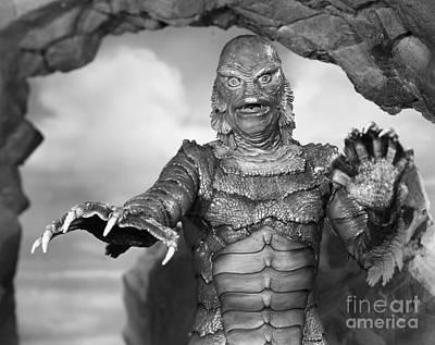 Sea Monster,  1953 Poster