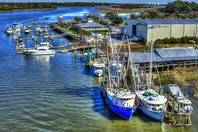 Sea Ray Of Savannah  Poster