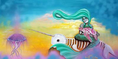 Sea Sky Poster