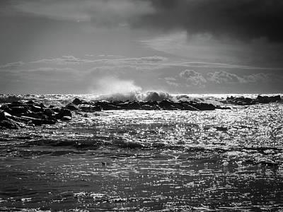 Sea Storm Poster