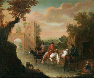 seaAdam Frans van der Meulen Flandern Poster