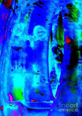 Seaglass Invert 10 Poster