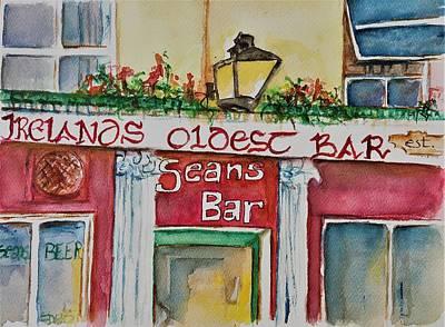 Seans Irish Pub Poster