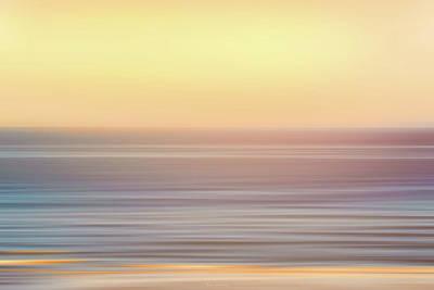Seascape Poster by Wim Lanclus