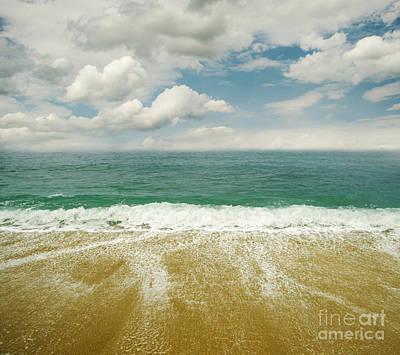 Seaside Poster by Jelena Jovanovic