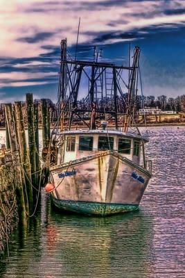 Seaworthy II Bristol Rhode Island Poster by Tom Prendergast