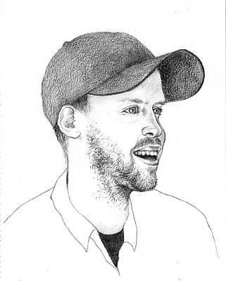 Sebastean Vettel Poster
