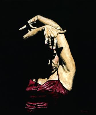 Seclusion Del Flamenco Poster by Richard Young