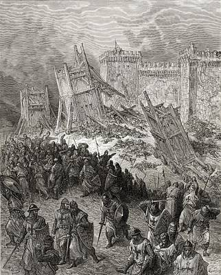 Second Assault Of Jerusalem The Poster