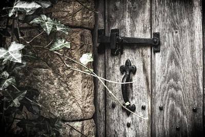 Poster featuring the photograph Secret Garden by Stewart Scott