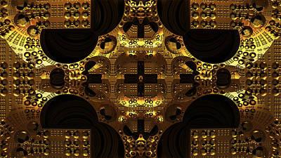 Secret Of The Golden Cross Poster