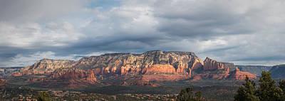 Sedona Arizona Poster by Joseph Smith