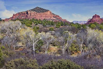Sedona Landscape - 2 - Arizona Poster