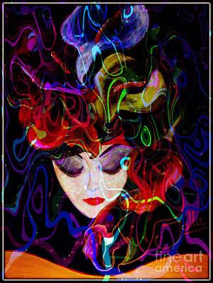 Seeing Things Poster by Jolanta Anna Karolska