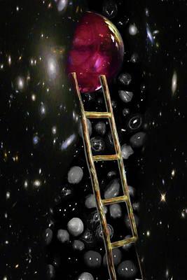 Seek Your Dreams Poster by John Haldane