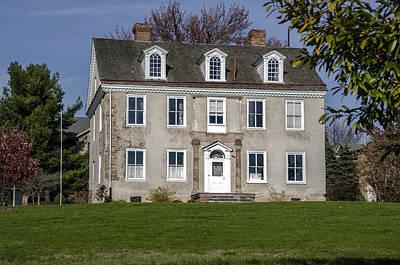 Selma Mansion - Norristown Pa. Poster
