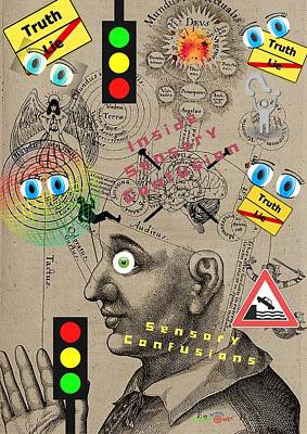 Sensory Confusions Poster