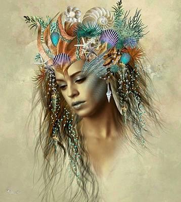 Sensual Siren Poster