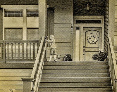 Sepia Poster by Photographic Art by Russel Ray Photos