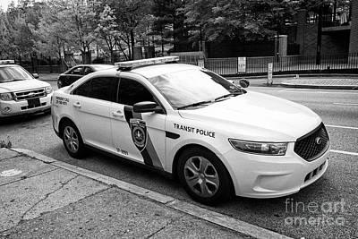 septa southeastern pennsylvania transit authority transit police ford cruiser patrol car Philadelphi Poster
