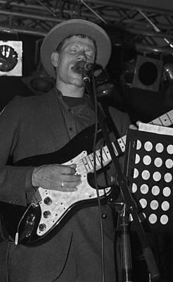 Serenading Guitar Man Poster