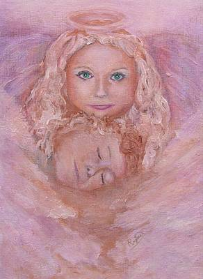 Serenity Poster by Regina Brandt