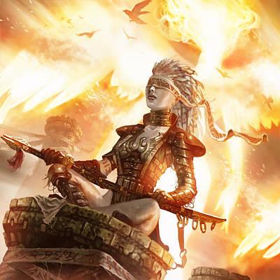 Serra Avatar Poster