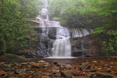 Setrock Creek Falls  Poster