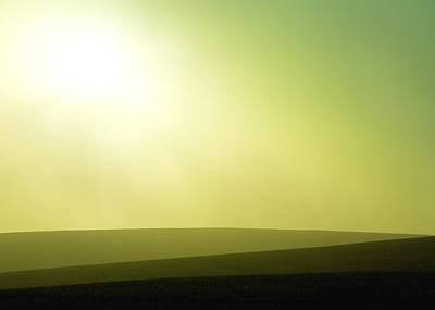 Shades Of Light Poster by Todd Klassy