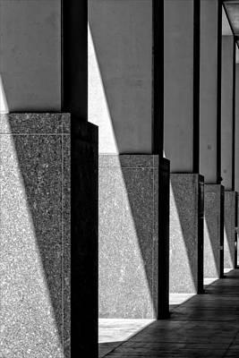 Shadow And Light Poster by Robert Ullmann