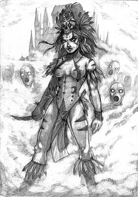 Vesna - The Great Shaman Poster