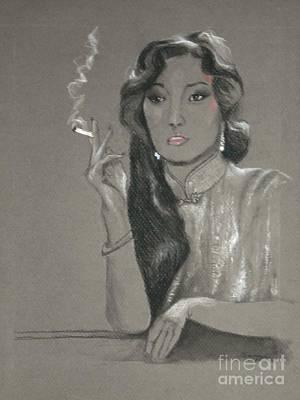 Shanghai Triad -- Portrait Of Chinese Film Star Poster