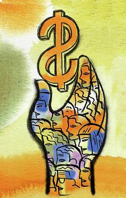 Shareholder Poster by Leon Zernitsky