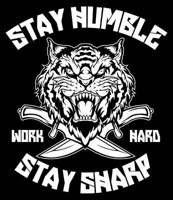Sharp Tiger Poster