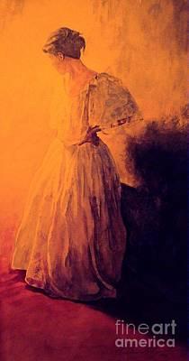 She Danced Poster