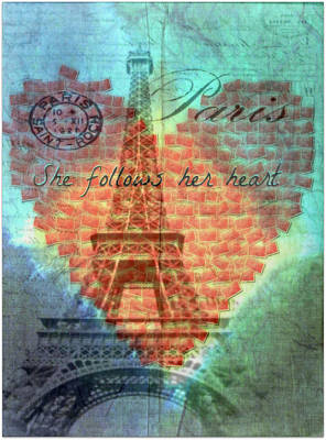She Follows Her Heart Poster