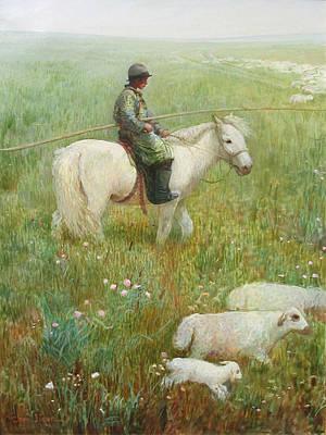 Sheepherder Poster
