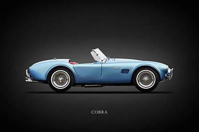 Shelby Cobra 289 1964 Poster